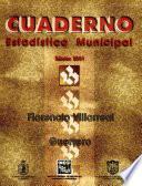 libro Florencio Villarreal Guerrero. Cuaderno Estadístico Municipal 20012002