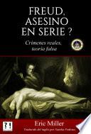 libro ¿freud, Asesino En Serie?