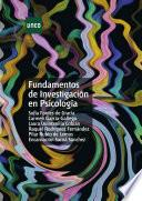 Fundamentos De InvestigaciÓn En PsicologÍa