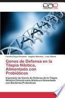 libro Genes De Defensa En La Tilapia Nilotica, Alimentada Con Probióticos
