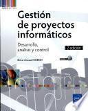 libro Gestión De Proyectos Informáticos