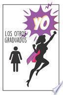 libro Graduado Superhéroe Femenina