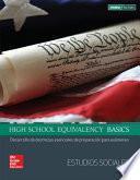 libro Hse Basics Spanish: Social Studies Core Subject Module, Student Edition