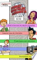 libro Komiki Digitalen Lehiaketa: Bosgarren Edizioa