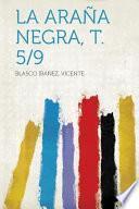 libro La Arana Negra