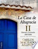 libro La Casa De Altagracia