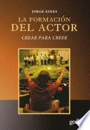 libro La Formación Del Actor