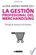 libro La Gestión Profesional Del Merchandising