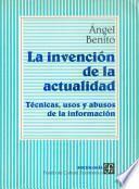 libro La Invención De La Actualidad