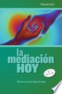 libro La Mediación Hoy 2ª Edición