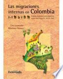 libro Las Migraciones Internas En Colombia