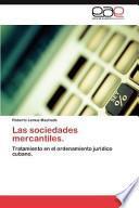 libro Las Sociedades Mercantiles.