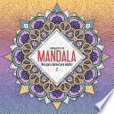 libro Mandala Libro Para Colorear Para Adultos 2