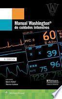 libro Manual Washington De Cuidados Intensivos