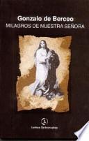libro Milagros De Nuestra Seora