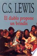 libro El Diablo Propone Un Brindis   C. S. Lewis