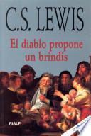 libro El Diablo Propone Un Brindis Y Otros Ensayos