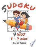 libro Niños Sudoku 5 A 7 Años