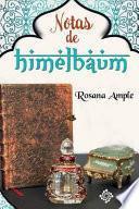 libro Notas De Himelbaum