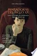 libro Pensadoras Del Siglo Xx