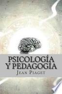 libro Psicologia Y Pedagogia (spanish Edition)