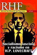 libro Rhf. Revista De Historia Del Fascismo