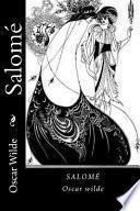 libro Salome (spanish Edition)
