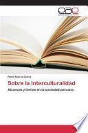 libro Sobre La Interculturalidad