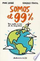 libro Spa Somos El 99%/we Are The 99