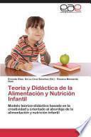 libro Teoría Y Didáctica De La Alimentación Y Nutrición Infantil