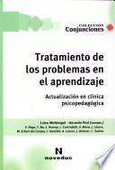 libro Tratamiento De Los Problemas En El Aprendizaje