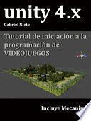 libro Unity 4x Tutorial De Iniciación A La Programación De Videojuegos