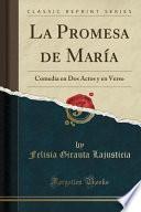 libro La Promesa De María