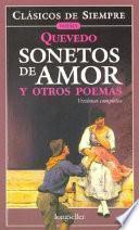 libro Sonetos De Amor Y Otros Poemas