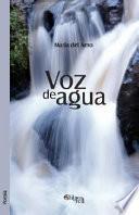 libro Voz De Agua
