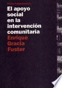 libro El Apoyo Social En La Intervención Comunitaria