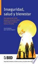 libro Inseguridad, Salud Y Bienestar