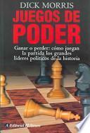 libro Juegos De Poder Ganar O Perder