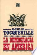 libro La Democracia En América