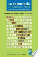 libro La Democracia En América Latina