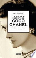 libro La Guerra Secreta De Coco Chanel