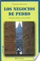 libro Los Negocios De Pedro