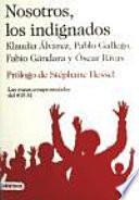 libro Nosotros, Los Indignados