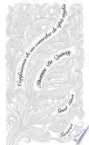 libro Confesiones De Un Comedor De Opio Inglés
