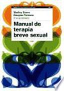 libro Manual De Terapia Breve Sexual