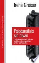 libro Psicoanálisis Sin Diván