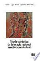 libro Teoría Y Práctica De La Terapia Racional Emotivo Conductual