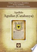 libro Apellido Aguilar (catalunya)
