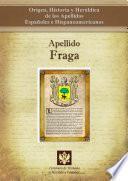 libro Apellido Fraga