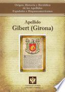 libro Apellido Gibert (girona)